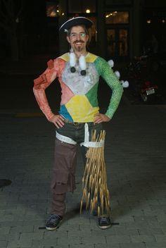 Settler's of Catan Costume