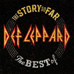 Buy The Story So Far: The Best Of Def Leppard by Def Leppard at Mighty Ape NZ. Def Leppard, Britain's greatest arena rock band, are set to release The Story So Far… an album of the bands greatest hits and songs from their illustr. Def Leppard, Live Band, Lps, Lp Vinyl, Vinyl Records, Rock Bands, Arena Rock, Cool Things To Make, Good Things