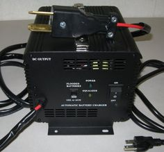 """36 Volt Golf Cart Battery Charger Crowfoot Connector by Schauer. $295.00. Battery Charger for Golf Carts Using the Crowfoot Connector. 18 Month Manufacturers Warranty. Automatic """"Intelligent"""" Charger. This is a new Schauer Golf Cart Battery Charger. This charger is a 36 Volt 20 Amp fully automatic (completes the charge cycle and goes to """"float"""" charge) charger. This charger operates on standard household power (117VAC 60 Hz) but can also operate on 240 Volts 50 or 60 Hz po..."""