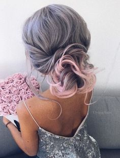 Featured Hairstyle: Ulyana Aster; www.ulyanaaster.com; Wedding hairstyle idea. #CoolStuff