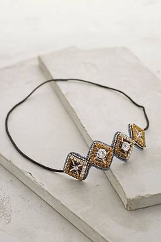 Sparked Diamonds Headband