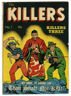 The Killers No.1, 1947 by L.B. Cole