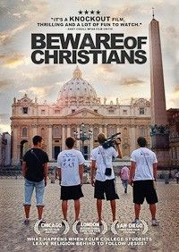 The Christian Wife Life: Beware of Christians. Christian Films, Christian Life, Christian College, Christian Videos, Christian Clothing, College Guys, College Students, College Campus, Christian Families