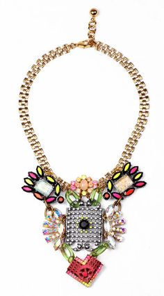 Love this: Handpainted Revolution Necklace @Lyst