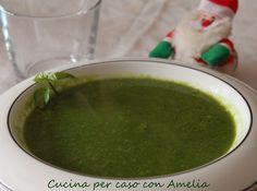 Crema di piselli, ricetta vegan  http://blog.giallozafferano.it/cucinaconamelia/crema-di-piselli-ricetta-vegan/