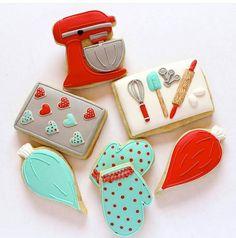 Bake cookies that bake cookies