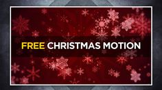Free CMG Christmas Motion Background. Perfect for worship lyric slides.