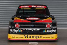 The Z factor: the last genuine Group 5 Zakspeed Escort in the world — The Motorhood