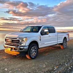 Powerstroke Diesel, Ford Super Duty, Tow Truck, Diesel Trucks, Twin Turbo, Diesel Engine, Cool Trucks, Park, Campers