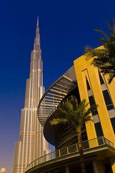 The Dubai Mall - Dubai, UAE