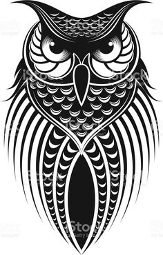 Coruja download vetor e ilustração royalty-free