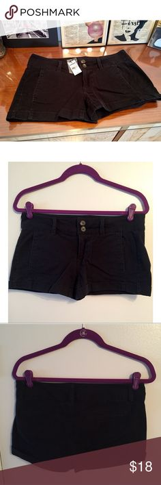 Express - Black Shorts - New With Tags Express - Black Shorts - New With Tags Express Shorts