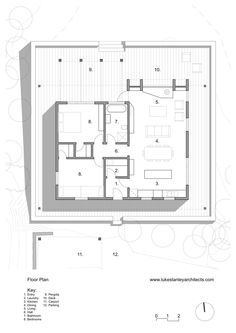 Galería - Casa Zócalo / Luke Stanley Architects - 19