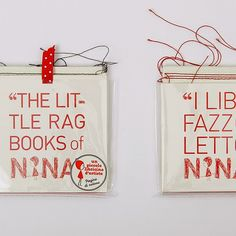 Nina and other little things®: ♥ SPECIAL BOOKS