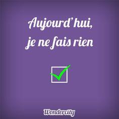 Objectif du jour #citation #drole #wondercity #famille