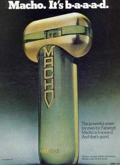 1977 FiFi Most Successful Men's Fragrance (Popular)