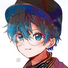 Anime Boy Sketch, Boboiboy Anime, Anime Drawings Boy, Yandere Anime, Anime Child, Boy Art, Aesthetic Anime, Anime Chibi