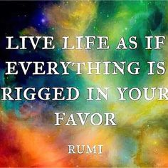 Rumi the Great.