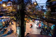 The rapid change and upheaval which Ha Noi as an urban structure is undergoing today represents perhaps the toughest endurance test in the city's history.
