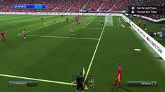 60 FPS  Russia vs USA   (Fifa 14 Epic Gameplay)
