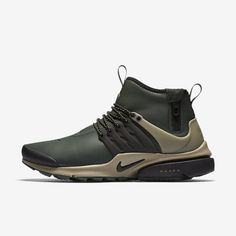1acc3e2bbcf8 Nike Air Presto Mid Utility Men s Shoe Sneakers Fashion