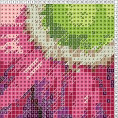 V&A online tool to create patchwork from an image.