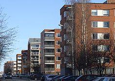 Multi Story Building, Finland, Cities, Paisajes