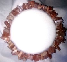 Sonnenstein Heilstein Armband Bracelet