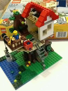 Anzeigenbild Lego Creator, Gingerbread, Food, Used Cars, Treehouse, Playmobil, Pictures, Meal, Essen