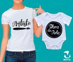sublimar poleras PADRES E HIJOS Design tshirt camisetas mama  8cab520cb6e3a