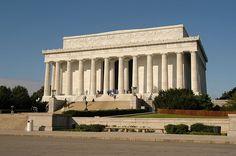 Lincoln Memorial - Washington, D.C. - Vereinigte Staaten von Amerika / United States of America / USA