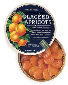 anything apricots