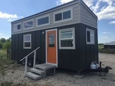 Austin Live/Work Adds Tiny House to Community