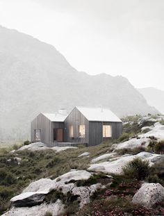 CYLIND | Architectural visualization | Vega House