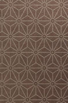 OMNIA Tapete in braun, metallics: Amazon.de: Baumarkt 30,88€