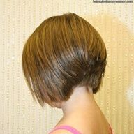 Brilliant Stacked Bobs Stacked Bob Hairstyles And Bob Hairstyles On Pinterest Hairstyles For Women Draintrainus