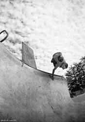Jay Adams - Dogtown Skates Z-Boy shot by Stecyk