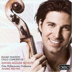 Den Klassiske cd-bloggen: Stor cellist - meget godt orkester