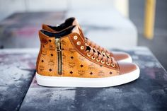"MCM URBAN NOMAD II BY MICHAEL MICHALSKY ""COGNAC"""