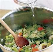 """Dr. Mark Hyman says, """"THE ULTRABROTH IS a wonderful, filling snack that will also provide you with many healing nutrients and alkalinize your system, making it easier to detoxify, lose weight, and feel great. The recipe can be varied according to taste."""""""