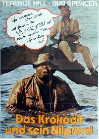 Bud Spencer Terence Hill, 1 Film, Mario, Comic Books, Actors, Comics, Movie Posters, Artist, Crocodiles