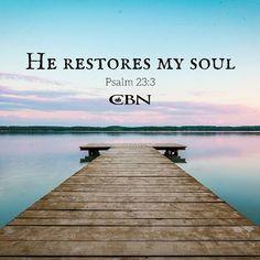 REDE MISSIONÁRIA: PSALM 23:3