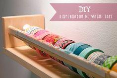 bekvam spice rack washi tape organizer