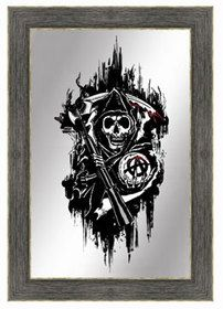 Sons of Anarchy Mirror - goHastings