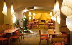Great reasonable vegeterian restaurant in the center of Prague - Restaurant Maitrea, Prag 1   prag aktuell