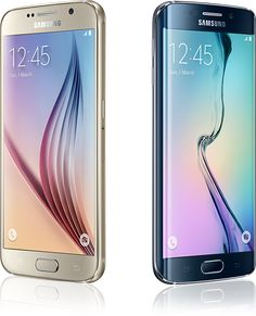 Galaxy S6 & Galaxy S6 Edge | The Latest Samsung Galaxy Smartphones