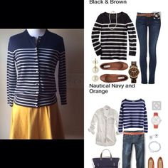 J. Crew Striped Navy Sweater Cotton sweater. Navy and white striped. Nautical buttons. Excellent condition. Size xs. By J. Crew. J. Crew Sweaters Cardigans