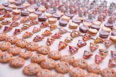 3 MAGNETS SET random grab bag cute miniature by BadgersBakery