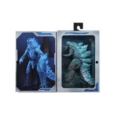 Godzilla King of Monsters Godzilla Head-To-Tail Action Figure Godzilla Figures, Neca Action Figures, Godzilla Toys, Figure Model, King Kong Vs Godzilla, Monster Pictures, Avengers Superheroes, Baby Girl Toys, Toys
