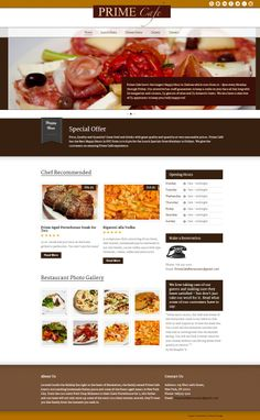 primecaferestaurantnyc.com by Gogiro Manhattan